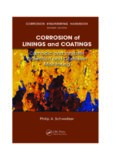 CORROSION of LININGS and COATINGS: Cathodic and Inhibitor Protection and Corrosion Monitoring (Corrosion Engineering Handbook, Second Edition)