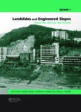 Landslides and Engineered Slopes. From the Past to the Future: Proceedings of the 10th International Symposium on Landslides and Engineered Slopes, 30 June - 4 July 2008, Xi'an, China