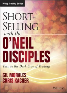 Short-Selling with the O'Neil Disciples: Turn to the Dark Side of Trading