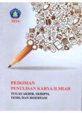 Buku Pedoman Penulisan Thesis/Skripsi/TA