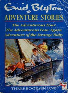 Adventure Stories (The Adventurous Four; The Adventurous Four Again; Adventure of the Strange Ruby)