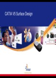 CATIA V5 Surface Design