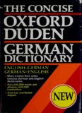 The Concise Oxford Duden German Dictionary
