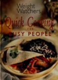 Weight Watchers quick cooking for busy people /[editor, Cathy A. Wesler]