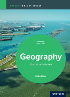 Geography - Study Guide - Garret Nagle and Briony Cooke