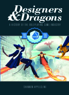 a history of the roleplaying game industry shannon appelcline shannon appelcline