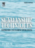 seamanship techniques, third edition
