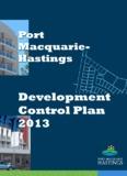 Port Macquarie-Hastings Development Control - Hastings Council