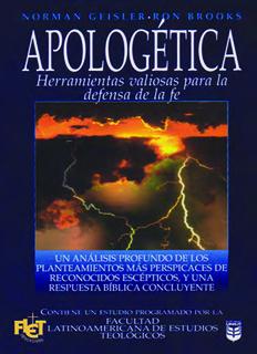 Apologetica - Norman Geisler , Ron Brooks.pdf