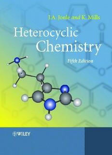 Heterocyclic Chemistry, Fifth Edition