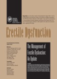 The Management of Erectile Dysfunction