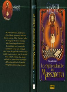 I grandi misteri 47   Tobias churton   Le origini esoteriche della massoneria (Fabbri Editori 2005 revisionato) [c2c aquila della notte]