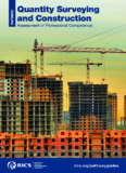 Quantity Surveying and Construction - RICS: Royal Institution of