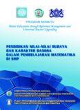 Pendidikan Nilai-Nilai Budaya dan Karakter Bangsa dalam