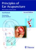 Principles of ear acupuncture: microsystem of the auricle