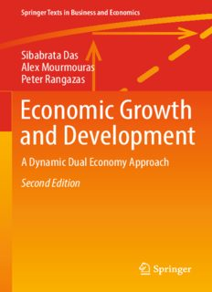 Economic Growth and Development: A Dynamic Dual Economy Approach