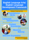 English Language Arts/ English Language Development Framework