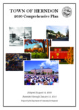 TOWN OF HERNDON, VIRGINIA 2030 Comprehensive Plan