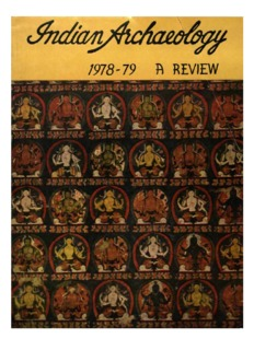 Indian Archaeology 1978-79 A Review - Archaeological Survey of