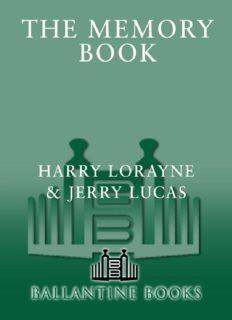 Harry Lorayne & Jerry Lucas