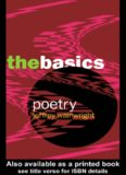 Page 2 POETRY THE BASICS How do I read a poem? Do I really understand poetry? This ...