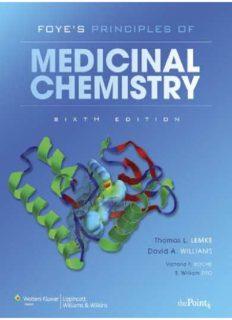 Foye's Principles of Medicinal Chemistry (Lemke, Foye's Principles of Medicinal Chemistry)
