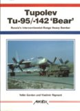 Tupolev Tu-95/-142 'Bear'