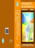 Fundamentos de Matemáticas para Bachillerato