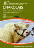 CHAROLAIS - Harrison & Hetherington
