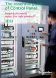 The essential guide of Control Panel - Schneider Electric