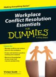 Workplace Conflict Resolution Essentials For Dummies