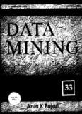 Data Mining – Arun K. Pujari