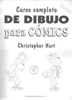 Curso Completo de Dibujo para Comics