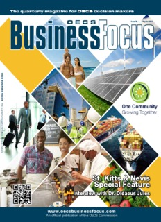 St. Kitts & Nevis Special Feature St. Kitts & Nevis Special Feature
