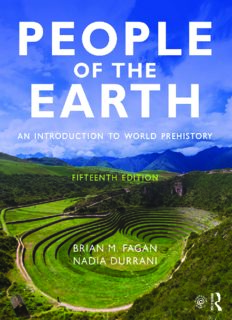 People of the Earth - An Introduction to World Prehistory