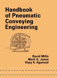 Handbook of Pneumatic Conveying Engineering (Mechanical Engineering (Marcell Dekker))