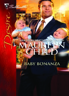 Baby Bonanza. By Maureen Child