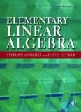 Elementary Linear Algebra, Fourth Edition