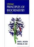 Principles of Biochemistry 4th Edition