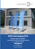 Download - DPhG Jahrestagung 2012 - Ernst-Moritz-Arndt