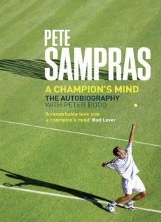 Pete Sampras a Champions Mind