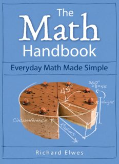 The Math Handbook: Everyday Math Made Simple