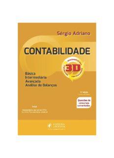 Sérgio Adriano CONTABILIDADE GERAL