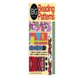The Big Book of Beading Patterns: For Peyote Stitch, Square Stitch, Brick Stitch, and Loomwork