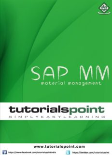 Download SAP MM Tutorial
