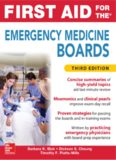 First Aid for the Emergency Medicine Board