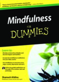mindfulness for dummies for dummies psychology  self help