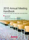 2010 Annual Meeting Handbook - Simpson Thacher & Bartlett LLP