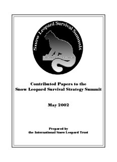 some insights into snow leopard - Snow Leopard Network
