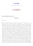 Holy Bible 1611 KJV Red Letter Edition Version 3